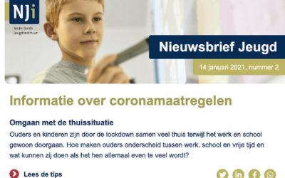 Info over coronamaatregelen