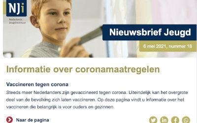 Informatie coronamaatregelen